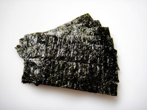 葉酸,海苔
