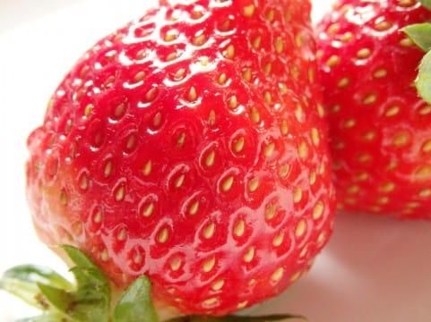 葉酸,食品,イチゴ,果物